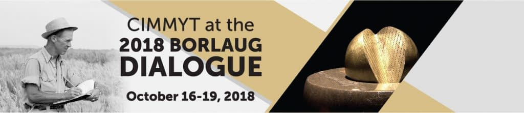 See our coverage of the 2018 Borlaug Dialogue and the World Food Prize.