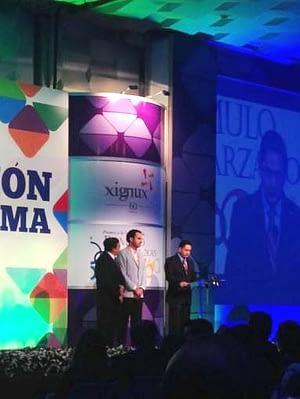 MasAgro named a project transforming Mexico. Photographer: MasAgro/CIMMYT