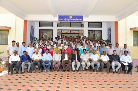 Training attendees. Photo: UAS-Dharwad