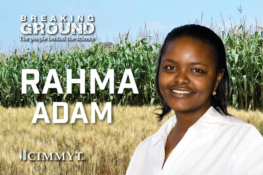 Breaking Ground Rahma Adam